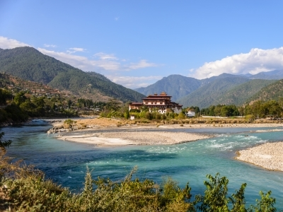 Monastery, Bhutan.400x300