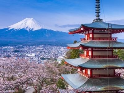 Mt. Fuji, Japan