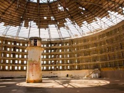 Presidio Modelo Abandoned Prison of Cuba Fidel Castro