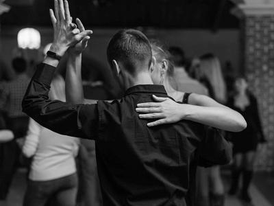 Salsa Dancers Cuba