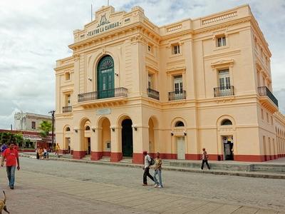 Santa Clara Cuba Architecture
