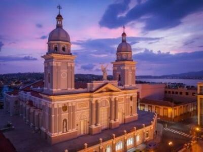 Santiago de Cuba Nuestra Senora De La Asuncion