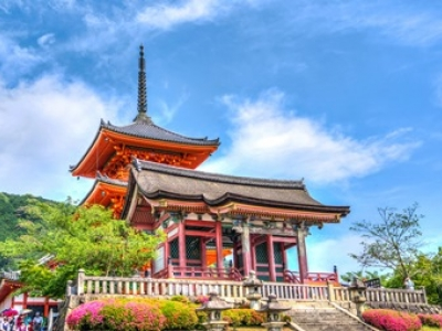 Senso-ji temple, Kyoto
