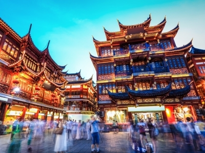 Shanghai market
