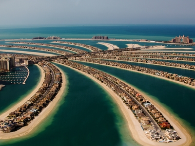 Palm Island Jumeirah Dubai Luxury Hotels vacation travel UAE