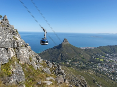 Table Mountain Cableway South Africa Cape Town Views