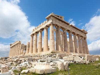 The Parthenon Athens Greece ancient history museum artifact tour travel