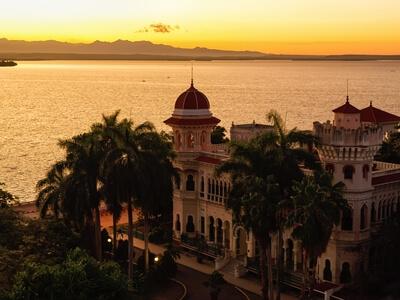 Cienfuegos cuba travel UNESCO World heritage site wanderlust architecture colonial