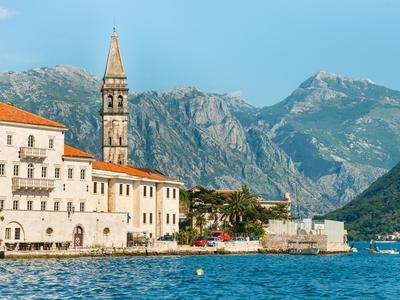 Kotor medieval historic town city croatia montenegro port sail dalmatian coast