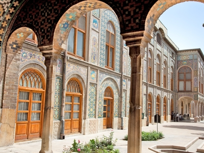 Yazd Ancient Architecture Iran