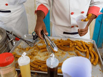 Cuban Street Food Churros