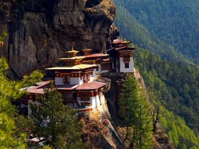 The Tiger's Nest Monastery, Paro, Bhutan_400x300