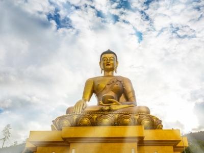 Thimpu, Bhutan, Buddha Dordenma.400x300