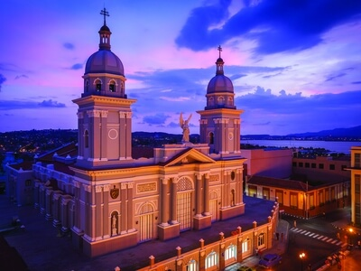 Famous cathedral Trinidad cuba travel wanderlust colonial town UNESCO world heritage site