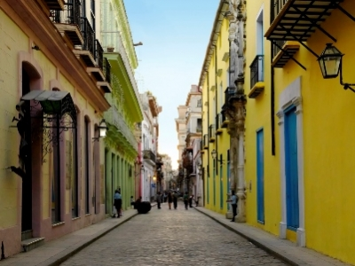 Undiscovered Cuba street scene