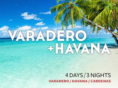 Varadero + Havana