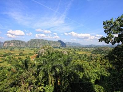 The landscapes of Pinar del Rio, Cuba