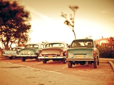 vintage cars cuba havana old