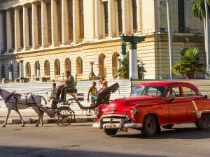 Legendary Cuba