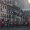 Havana Marathon Starting Line