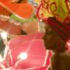Santiago de Cuba Carnival Girl