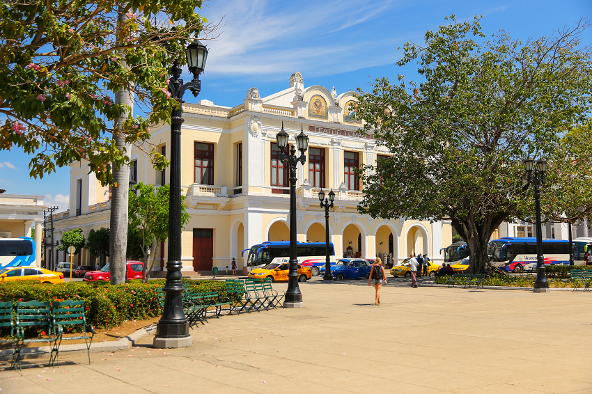 Tomas Terry Theater Cuba