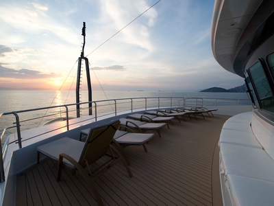 Variety voyager outdoor deck